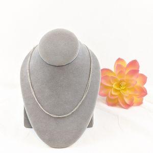 Jewelry - 18k White Gold Chain